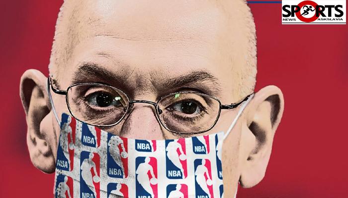 """ประธาน NBA """"อดัม ซิลเวอร์""""ประกาศพร้อมจัดแข่งฤดูกาลหน้า 2021 askslavia.com บาสเกตบอล"""