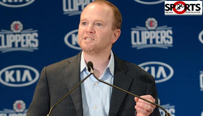"""ผู้บริหารยอดเยี่ยม NBA """"ลอว์เรนซ์ แฟร้งค์ """"ประจำปี 2020 askslavia.com บาสเกตบอล"""