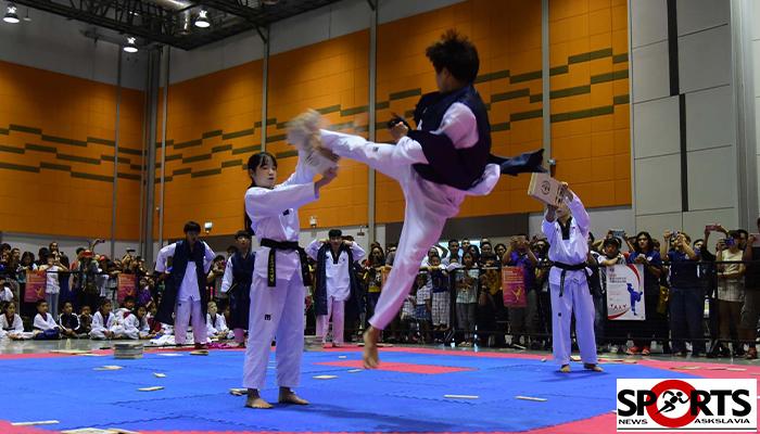 เตรียมระเบิดศึกการแข่งขัน เทควันโดชิงแชมป์ประเทศไทย ปี2563 askslavia.com กีฬาต่อสู้