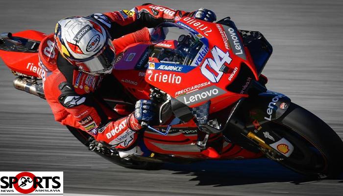 """เผยอาการดีขึ้น """"อันเดรีย โดวิซิโอโซ""""พร้อมลงแข่งขันแล้ว askslavia.com รีวิวรถ MotoGP"""