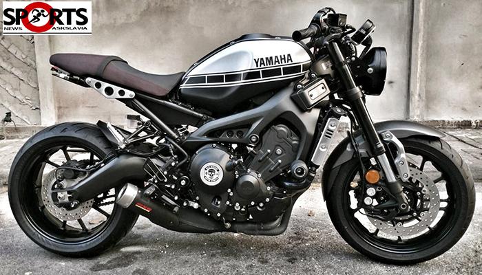 YAMAHA XSR 900 สไตล์โมเดิร์นสุดคลาสสิค askslavia.com รีวิวรถ MotoGP