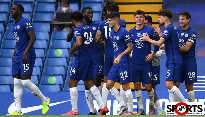 """ยอดทีมแห่งพรีเมียร์ลีก อังกฤษ""""สิงห์บลู"""" ผงาดแนวรุกคืนฟอร์ม askslavia.com ฟุตบอล"""