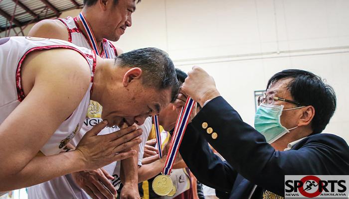 สมาคมกีฬาตากและสิงห์นนท์ CRRD คว้าแชมป์บาสอาวุโสปี 2563 askslavia.comบาสเกตบอล