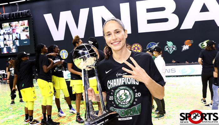 """40 ยังแจ๋ว """" ซู เบิร์ด """"นักบาสหญิงลีกWNBAผู้ยิ่งใหญ่ของโลก askslavia.com บาสเกตบอล"""