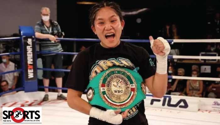 สาวไทยสร้างชื่อคว้าแชมป์มวยเยาวชนหญิง ที่เยอรมนี