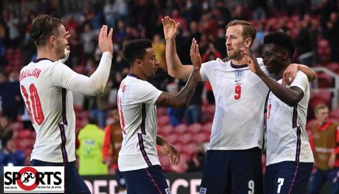 สรุปภาพรวม ทีมชาติอังกฤษ ในศึกยูโร 2020