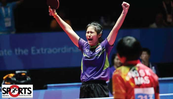 ทัพเทเบิ้ล เทนนิสสาวไทย สร้างประวัติศาสตร์ในโอลิมปิก 2020