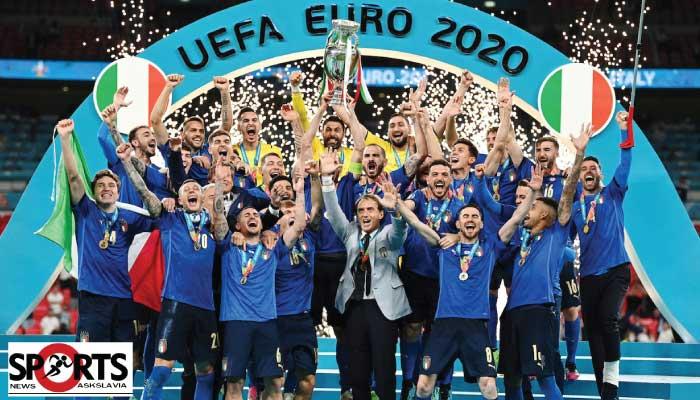 อิตาลี ศึกยูโร 20 แชมป์นี้แด่คนฟอร์มสม่ำเสมอ